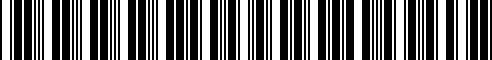 Barcode for 000051446BN