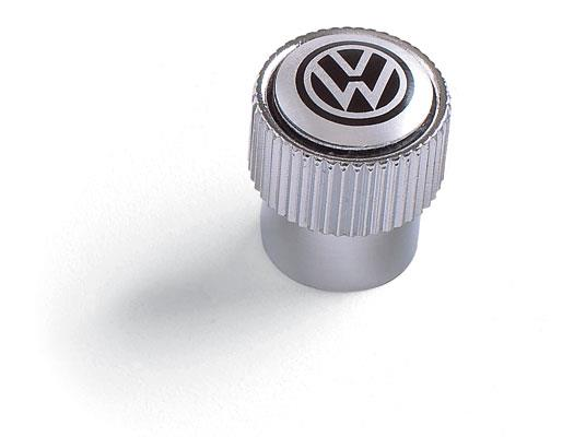 Diagram Valve Stem Caps - Black on Silver (ZVW355005A) for your Volkswagen Tiguan Limited
